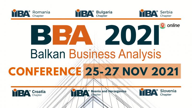 BBA 2021 - virtual event