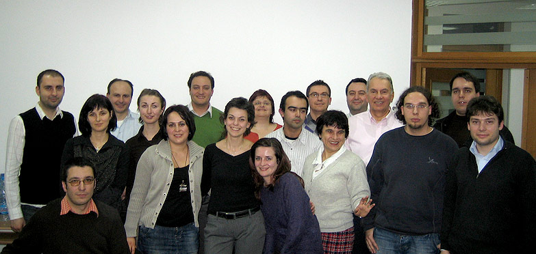 The Founders of IIBA Sofia Bulgaria